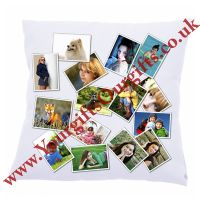 Photo Montage Cushion